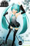 ANN Contest : VOCALOID Miku by alice-top