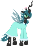 Chrysalina - Fluffle Puff Tales by Colonel-Majora-777