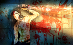 --: brightness of a bloody angel :-- by dNiseb