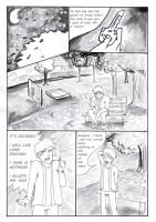 24 hour comic day. Page 1. by cartoonmaniack