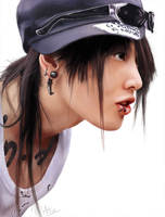 Miyavi by Ann-Helen