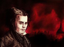Sweeny Todd by Changingtherain
