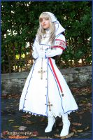 Kate Scott - Trinity Blood by drummerina