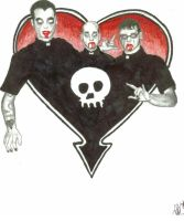 Alkaline Trio by jenxn