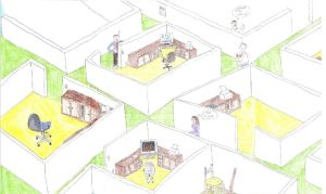 Extended Office by Dogman15