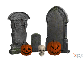Halloween pack by silviuq12 by Tiffli