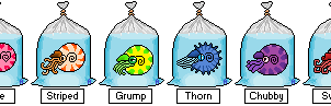 New! PixelFish Nautilus Preview by thetauche