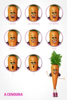 Lips for lip sync Carrot by LizChimati