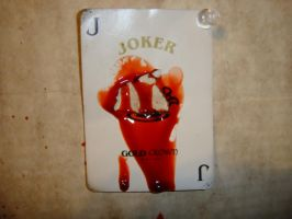 Joker Card by NevilSnake