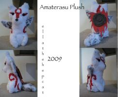 Amaterasu Plush by ellathehepcat