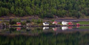 Reflections Skjolden05 by abelamario