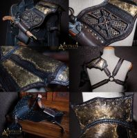 Steampunk Lord / Steampirate / Steamketeer Armor by Aetherwerk