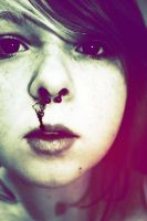 Nose Bleed by HannahAKingsley