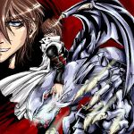 Seto Kaiba -Blue Eyes Forever- by Meiphon