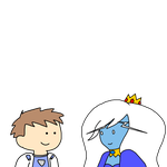 Cody Toons and Ice Queen by MarcosLucky96