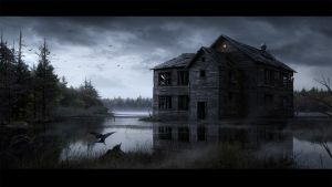 Abandoned House by ryan99317