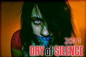 Day of Silence 2011 by SkunkHat