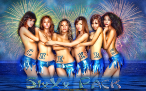 BABEWORLD#303: CHEERS SIxXx PACK by CSuk-1T