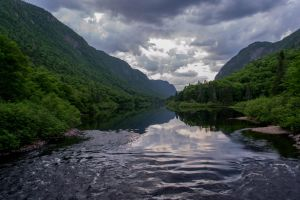 Parc national de la Jacques-Cartier by jpmurray