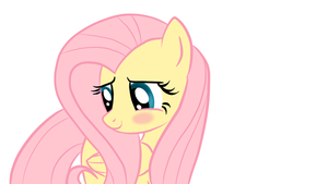 fluttershy is really shy by HorrorTime