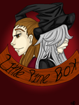Little pine box cover by cantinacomics