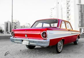 Ford Falcon - Bahrain by Khalid-AlThawadi