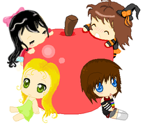 Apple collab by Celou