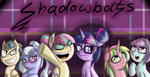 Let's go, Shadowbolts! by KleineLuhnar