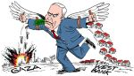 Israeli Peace Plan by Latuff2