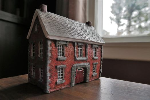 Conception Bay Museum - Miniature by zmoores