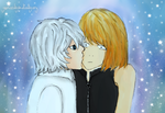 Just a Little Kiss by llawliet-ryuzaki