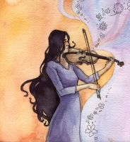 Violin by the-frizz
