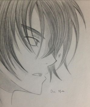 Traditionnal Pencil - Son Hak by x-Sally-Kan-x