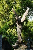 Angel in Vysehrad 2 by Heurchon