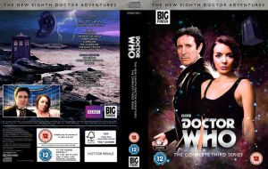 The New Eighth Doctor Adventures Series 3 by Hisi79