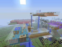 Minecraft Science Lab by CHL99