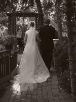 Walking The Bride by chibiamy
