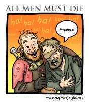 All Men Must Die 4 (of 6) - Game of Thrones by Azad-Injejikian