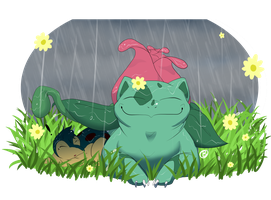 Don't Mind the Rain :Special: by Runa-Feitr