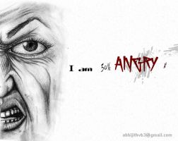 i am  angry by abhijithvb