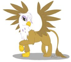 "Wet ""Mane"" Gilda by bingodingo"
