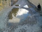 Puddle Face. by b1k