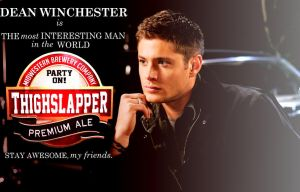 Dean Winchester is... by Falthee