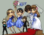 1xR Chibi Wedding by nicoy by can-not-draw-at-all