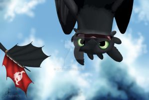 Toothless by RTNinja