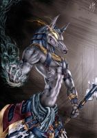 Lord Anubis by Keops7