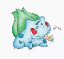 Bulbasaur by ArtisticCole