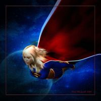 SUPERGIRL V.1 by Rickbw1