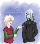 The Pale and the Pedantic by FroudTheXenophile