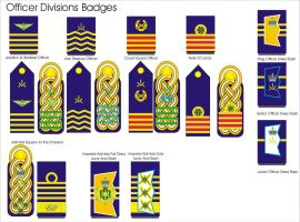 Imperial Navy Division Badges 2 by Ienkoron